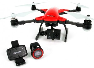 Quanum FollowMe Aerial Action Camera Drone (12)