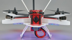 RISE RXD250 Extreme Durability Race Drone (Rx-R) (2)