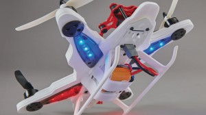 RISE RXD250 Extreme Durability Race Drone (Rx-R) (5)