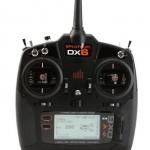 Spektrum DX6 6-Channel DSMX Radio