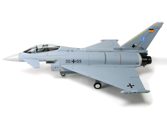 HobbyKing Eurofighter Typhoon V2 90mm EDF 960mm (P&P