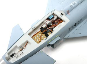 HobbyKing Eurofighter Typhoon V2 90mm EDF 960mm (6)