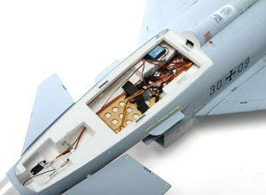 HobbyKing Eurofighter Typhoon V2 90mm EDF 960mm (6)