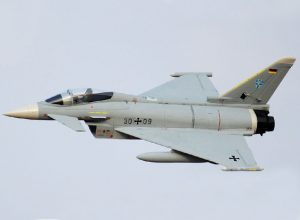 HobbyKing Eurofighter Typhoon V2 90mm EDF 960mm (8)