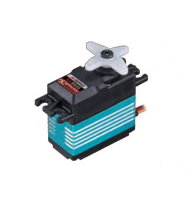 JR NX8931 And NX8935 Smart Servos