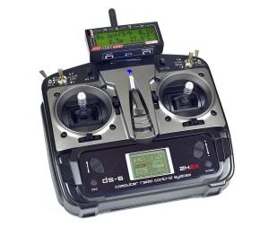 Jeti DS-6 Transmitter (2)