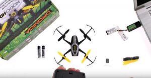 KODO HD Camera Drone DIY