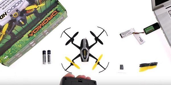 KODO HD Camera Drone DIY [VIDEO]
