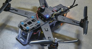 RISE RXS270 Carbon Fiber Brushless Racing Quad Rx-R (3)