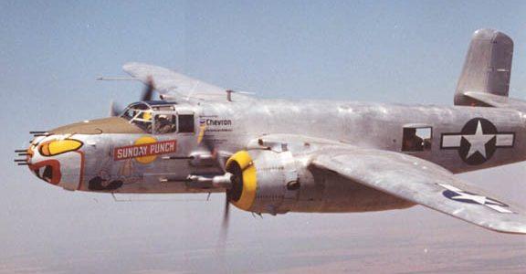 Getting a B-25 Type Rating — Budd Davisson's Log Entries