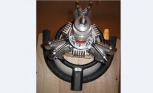 How to: Make a Cooling Baffle for a Radial Engine