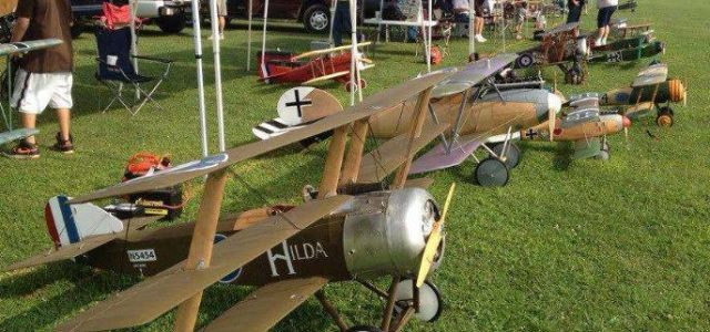 Long Island Dawn Patrol — WW1 RC Giant Scale Event Starts Today!
