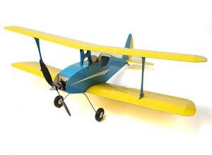 HobbyKing Le Petit Bi-Plane 810mm (PNP) (1)