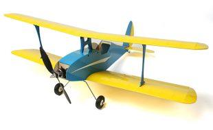 HobbyKing Le Petit Bi-Plane 810mm (PNP) [VIDEO]