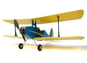 HobbyKing Le Petit Bi-Plane 810mm (PNP) (2)