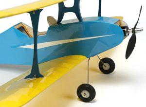 HobbyKing Le Petit Bi-Plane 810mm (PNP) (3)