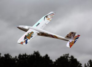 HobbyKing Night Walrus Glider EPO 1400mm (PNF) (1)