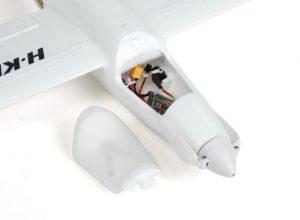 HobbyKing Night Walrus Glider EPO 1400mm (PNF) (5)