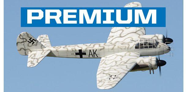 Junkers Ju 88 — RC Bomber rebuild