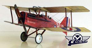 Microaces Aero SE5a 'Schweinhund' Kit (1)