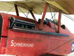 Microaces Aero SE5a 'Schweinhund' Kit (2)