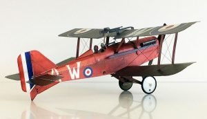Microaces Aero SE5a 'Schweinhund' Kit (4)