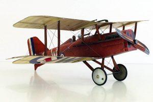 Microaces Aero SE5a 'Schweinhund' Kit (6)