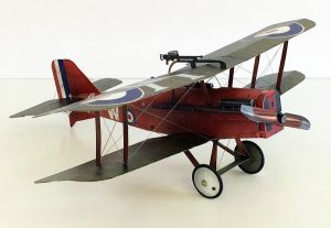Microaces Aero SE5a 'Schweinhund' Kit (7)