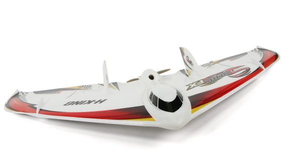 Sonic FX EPO 1000mm Flying Wing (PNF)