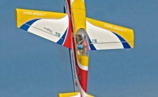 Snappier aerobatics with upline & downline maneuvers