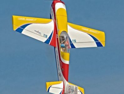Snappier aerobatics with upline & downline maneuvers