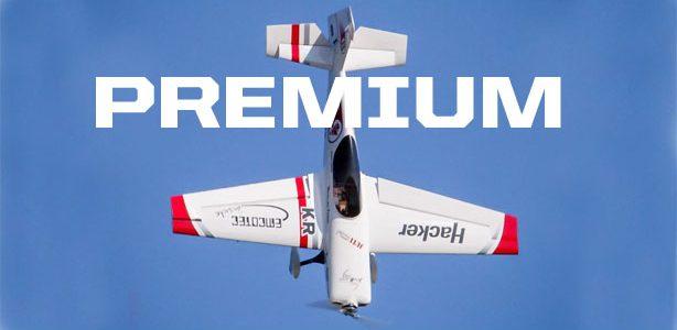 4D Aerobatics — Giant Scale Thrust Vectoring!