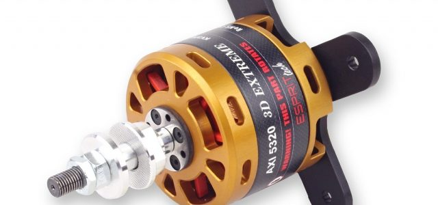 AXi Outrunner Brushless Motors V2 With Telemetry