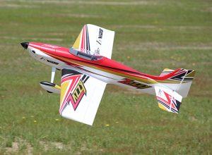 Avios Zazzy Sports Plane With LiteCore 1300mm (P&P) (1)