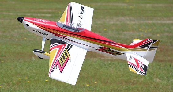 Avios Zazzy Sports Plane 1300mm (P&P) [VIDEO]