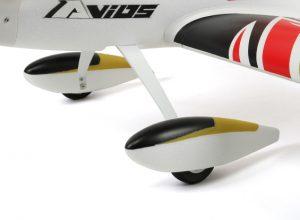 Avios Zazzy Sports Plane With LiteCore 1300mm (P&P) (3)
