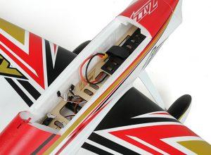 Avios Zazzy Sports Plane With LiteCore 1300mm (P&P) (6)