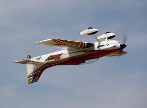 Avios Zazzy Sports Plane With LiteCore 1300mm (P&P) (8)