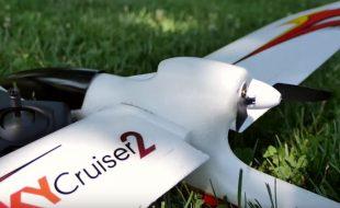 Dromida Sky Cruiser 2 On The Go [VIDEO]