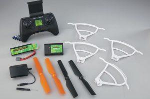 Dromida XL 370mm UAV Drone RTF (3)