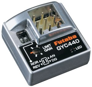 Futaba GY440 Series Gyros & SBS-01C Current Sensor (1)