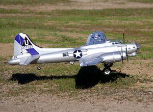 HobbyKing 1875mm B-17 FG Flying Fortress (V2) PnP (3)