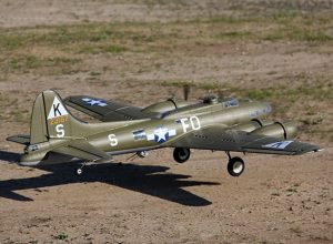 HobbyKing 1875mm B-17 FG Flying Fortress (V2) PnP (3)