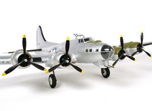 HobbyKing 1875mm B-17 FG Flying Fortress (V2) PnP (6)