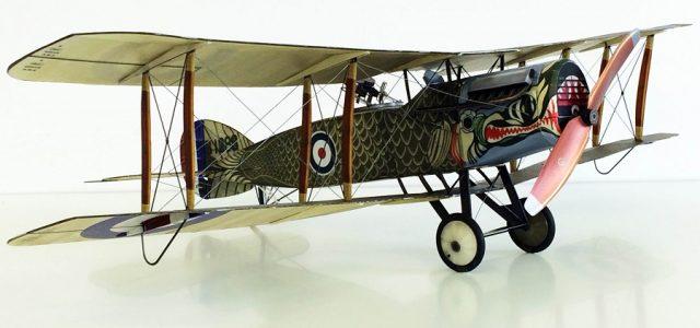 Microaces Bristol F.2b Brisfish
