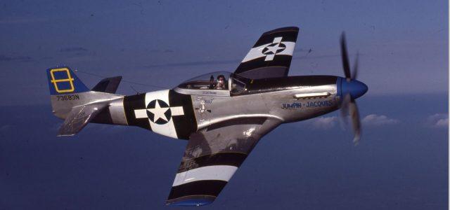 Budd Davisson Solos a Mustang — Taming the P-51