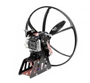 Paramotor Backpack XS2 With Servos (1)