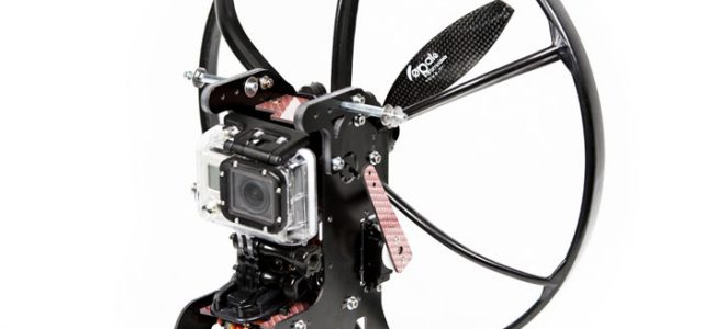 Paramotor Backpack XS2 With Servos