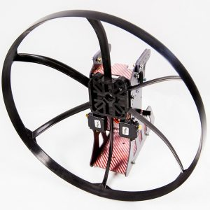 Paramotor Backpack XS2 With Servos (2)