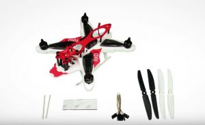RISE RXD250 Racing Drone Setup